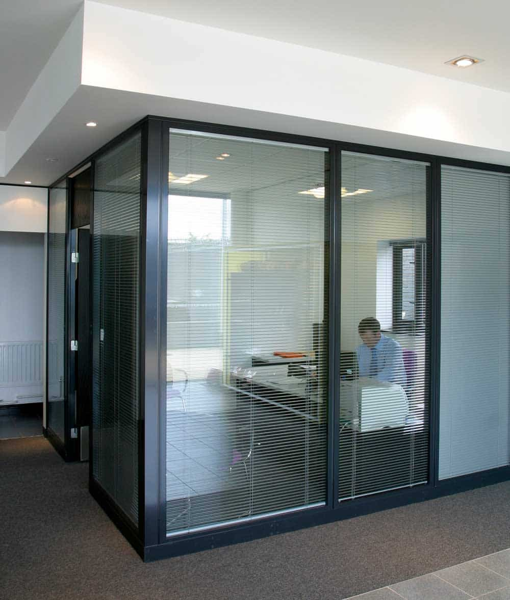 Relocatable Office Partitions