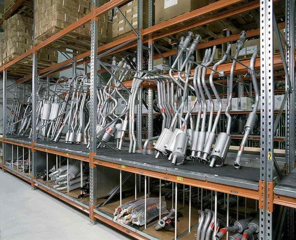 Warehouse Racking - Parts