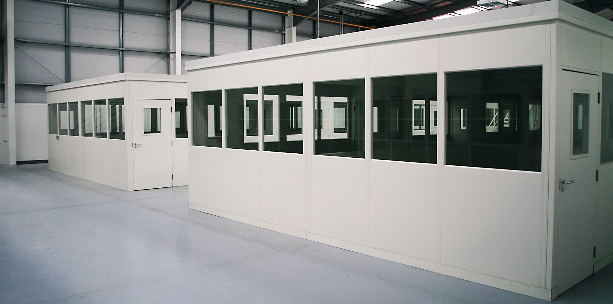 Industrial Partitioning Systems